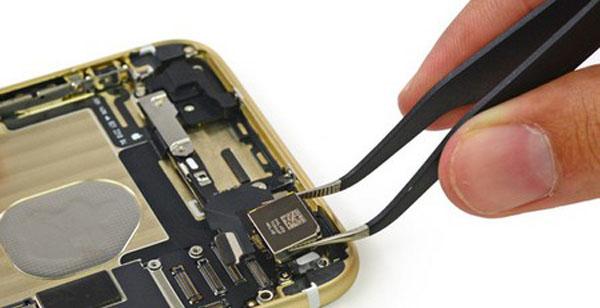 Lỗi iPhone 5/5s/6/6 Plus bị mất đèn hiển thị nghe gọi bình thường