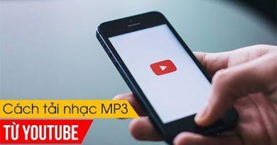 Phần mềm tải nhạc Youtube về điện thoại