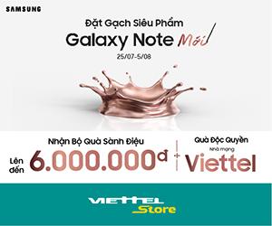 Đặt trước Samsung Note 20