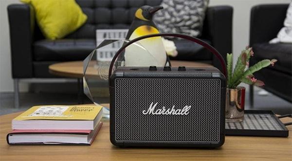 Loa Marshall Stockwell 2 mang đến trải nghiệm âm nhạc tuyệt vời