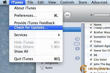 Sau đó bạn tải về firmware iOS mới ưng ý nhất