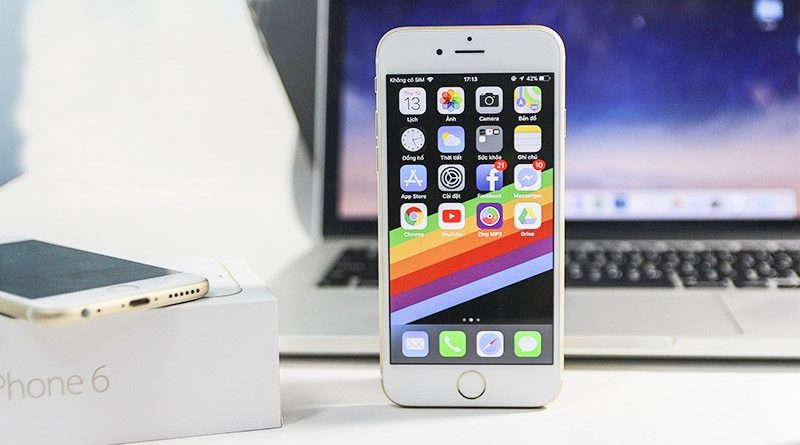 Cài lại hệ điều hành cho iPhone không khó