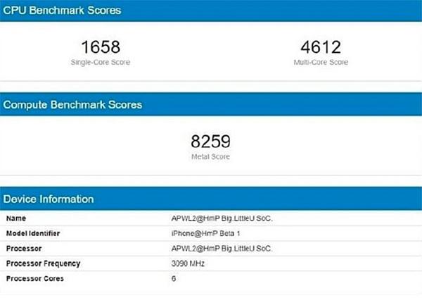 Chip a14 trên iPhone 12 series (1)