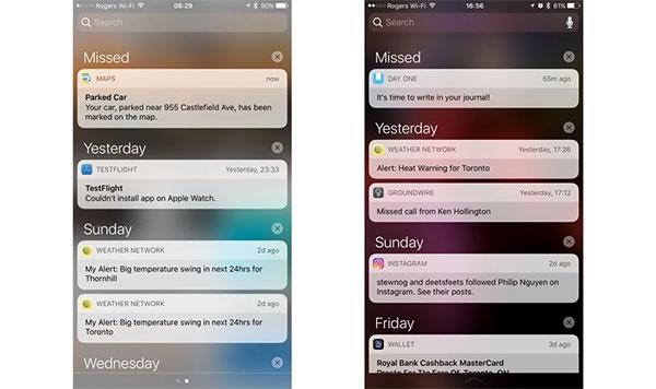 Tiết kiệm pin iPhone 7 bằng cách tắt thông báo