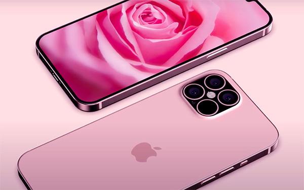 iPhone 12 có màu hồng không?