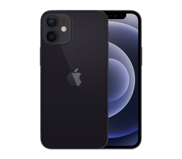 iPhone 12 đen huyền bí