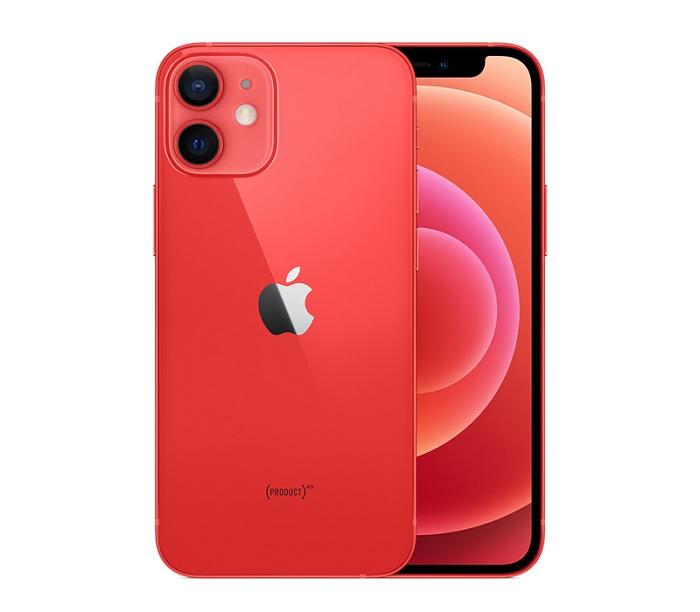 hình ảnh iPhone 12 màu đỏ