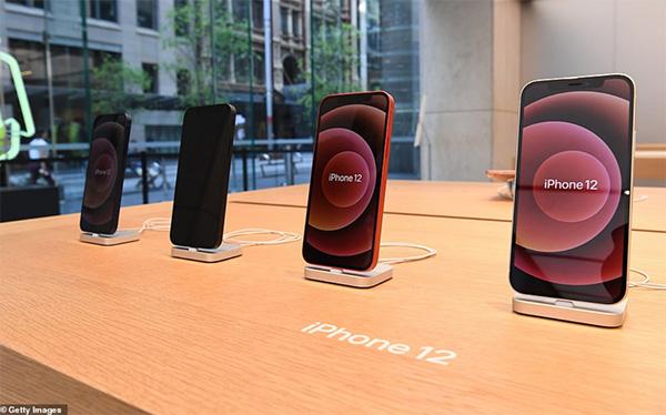 Giá bán iPhone 12 tại Việt Nam