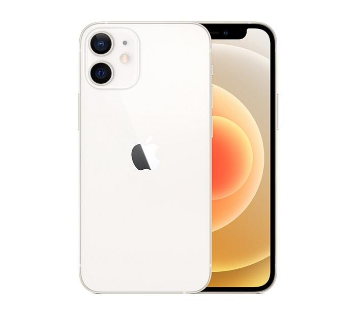 iPhone 12 màu trắng ngọc chai