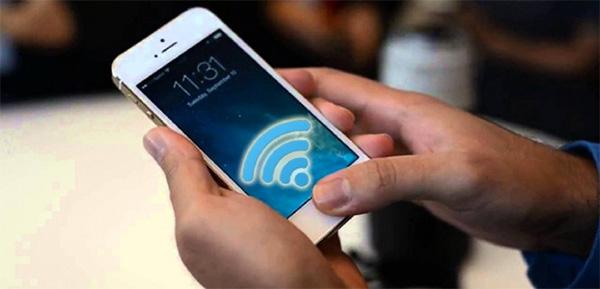 Tắt dịch vụ mạng Wifi