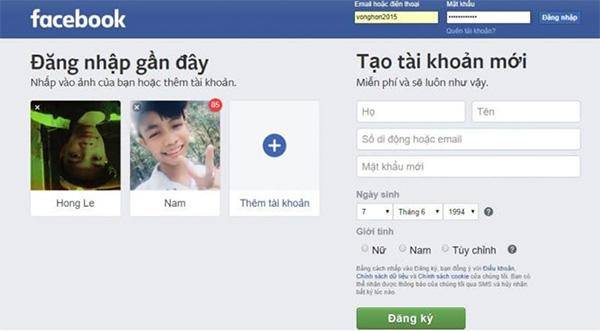 Cách theo dõi tin nhắn Facebook bằng kiểm tra phân tử