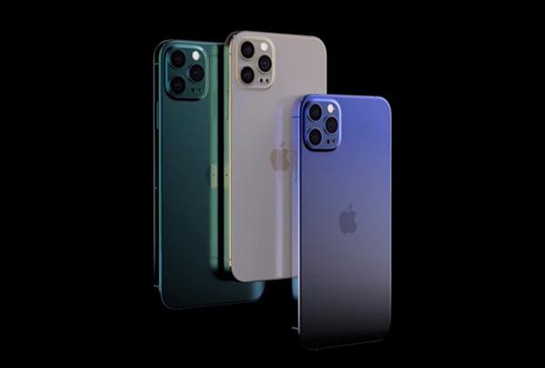 iPhone 12 Pro được trang bị 3 camera sau khác biệt với iPhone 12