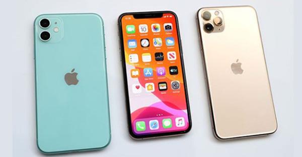 Con chip A13 Bionic trên iPhone 11 mạnh hơn con chip A12 trên iPhone XS rất nhiều