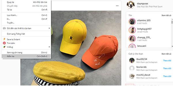Cách đăng ảnh lên Instagram từ máy tính bằng trình duyệt Safari