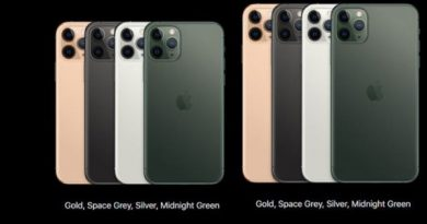 So sánh thiết kế iPhone 11 và 11 Pro