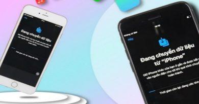 Cách chuyển dữ liệu từ iPhone sang iPhone bằng iCloud