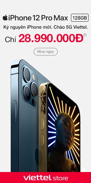 iPhone 12 Pro Max ViettelStore