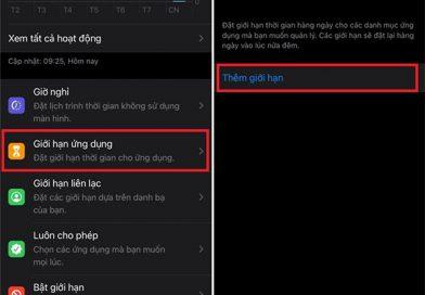 Cách đặt mật khẩu cho ứng dụng trên iPhone (3)