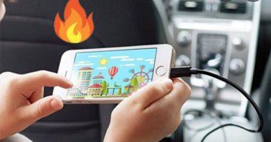 Điện thoại nóng quá mức là nguyên nhân khiến iPhone bị chai pin