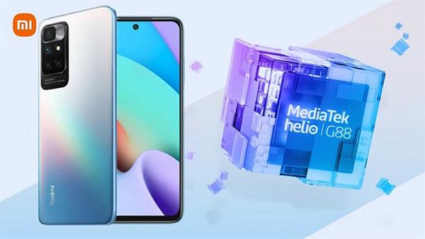 Redmi 10 sẽ được trang bị con chip MediaTek G88 mới nhất