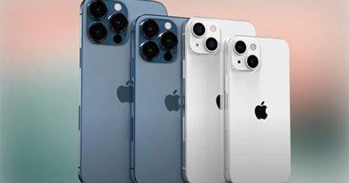 iPhone 13 series.