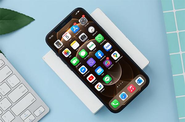 Mặt trước của iPhone 13 Pro Max